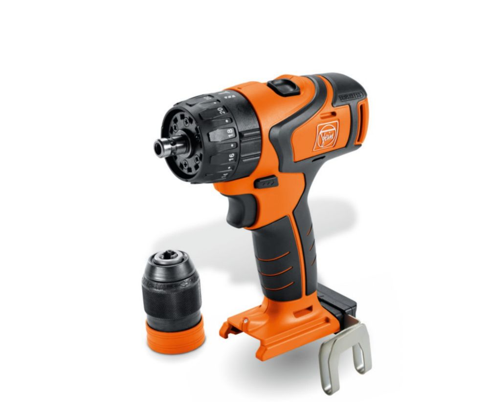 FEIN ASB18QC SELECT Cordless Hammer Drill 18V 2-speed