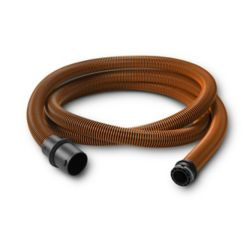 FEIN Anti-static suction hose 13 ft. long - 1-1/16 inch dia. (4 m x 27mm)