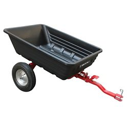 COUNTRY PRO 600LB Tow Behind Poly Cart