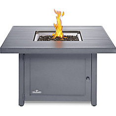 Patioflame Square Hamptons Outdoor Fire Table