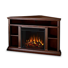 Churchill Electric Fireplace in Espresso