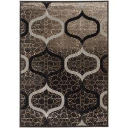 ECARPETGALLERY Frost Beige Grey 5 ft. 3-inch x 7 ft. 3-inch Indoor Area Rug