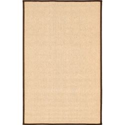 ECARPETGALLERY Sisal Cream 8 ft. x 10 ft. Indoor Area Rug