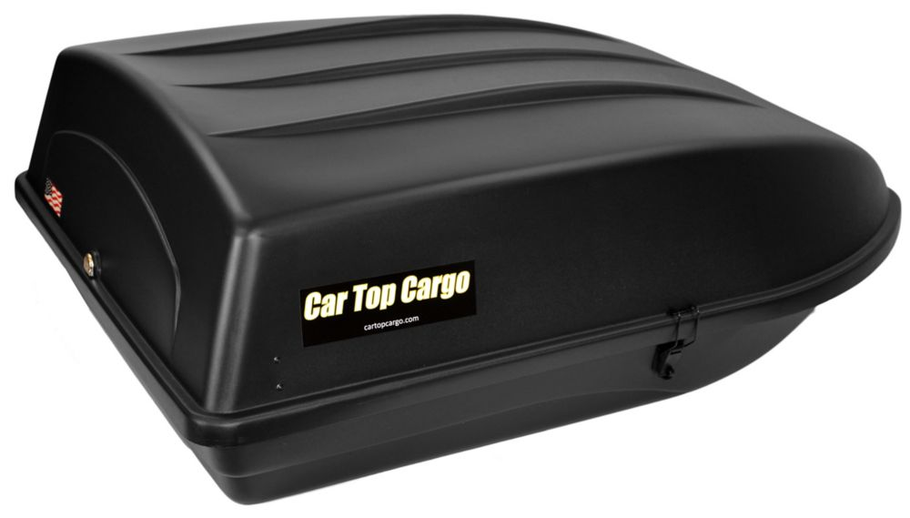 Car Top Cargo Car Top Carrier - 18 cu. ft.