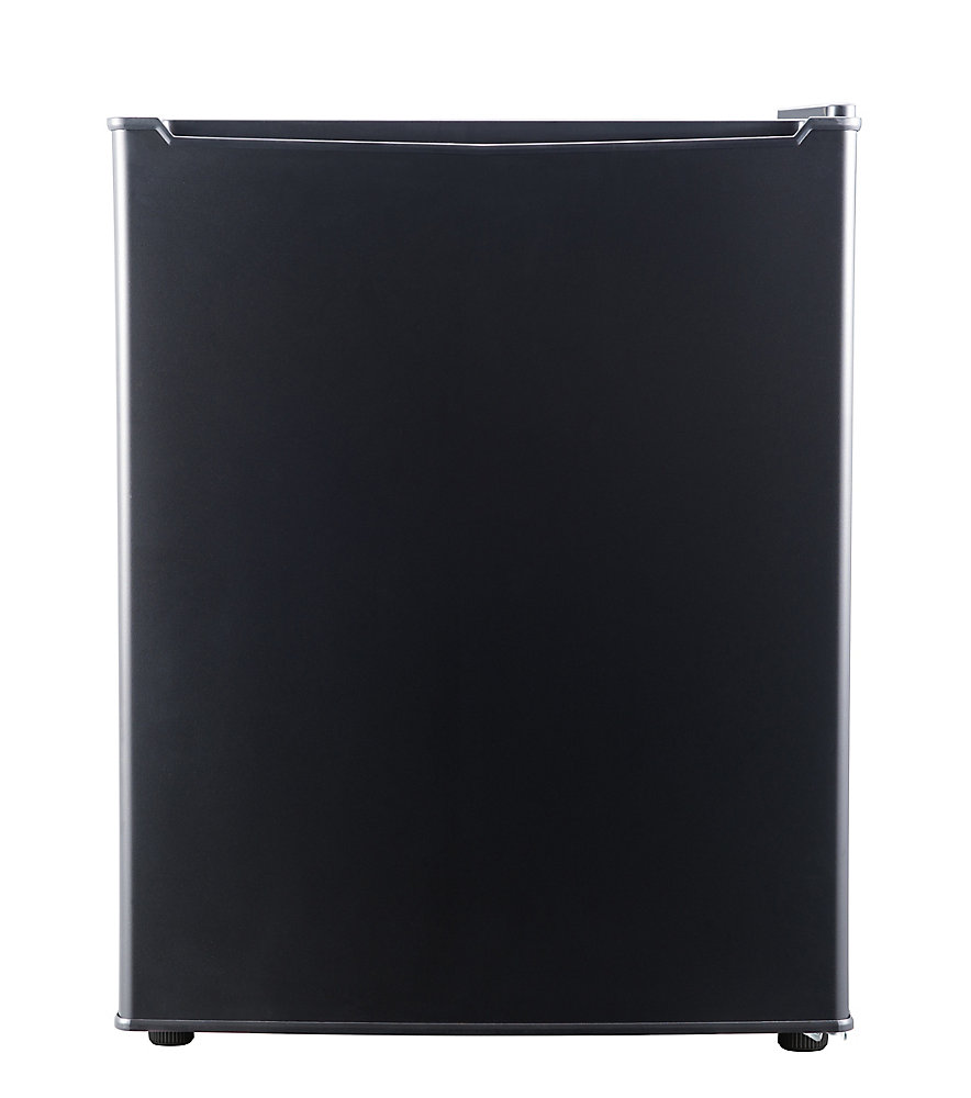 Whirlpool 2 7 Cu Ft Compact Refrigerator Black The Home