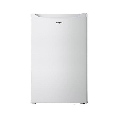 4.3 cu ft Compact Refrigerator, White