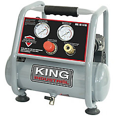 Ultra Quiet Oil-Free Air Compressor