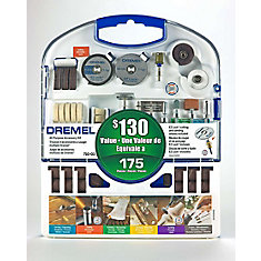 Dremel 710-03 175 Piece Rotary Accessory Kit