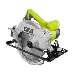 RYOBI 14-Amp 7-1/4-Inch Corded Circular Saw with Laser