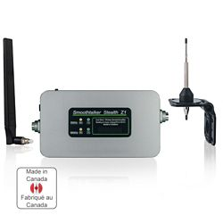 SmoothTalker Stealth Z1 60dB 2-Band 3G 4G LTE High Power Building Booster Kit With Omni Directional Antennas