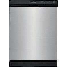24-inch Built-In Dishwasher in Stainless Steel