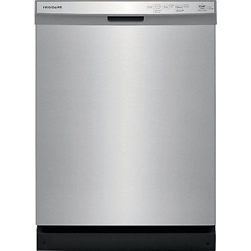 Lave-vaisselle encastré de 24 po en acier inoxydable - ENERGY STAR®