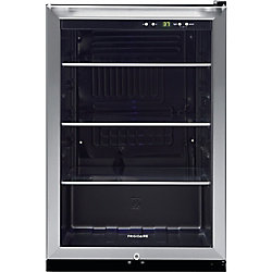 Frigidaire 22-inch 4.6 cu. ft. Beverage Cooler in Stainless Steel