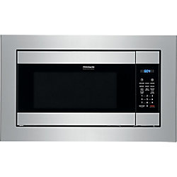 24-inch W 2.2 cu. ft. Built-in Microwave in Smudge-Proof Stainless Steel