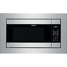 2.2 cu. ft. Built-in Microwave in Smudge-Proof Stainless Steel