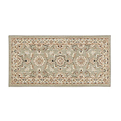 Lifeproof Carpette, 2 pi x 4 pi, Natural Harmony Willow gris