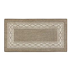 Lifeproof Carpette, 2 pi x 4 pi, Sparrow brun noisette/blanc os
