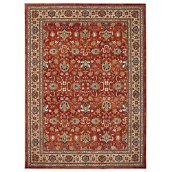Lifeproof Ismenia Garnet 5 ft. 3-inch x 7 ft. 10-inch Indoor Area Rug