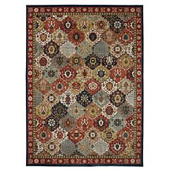 Lifeproof Ledford Multi-Colour 9 ft. 6-inch x 12 ft. 11-inch Indoor Area Rug