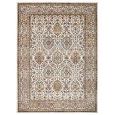 Oakmont Gold 5 ft. 3-inch x 7 ft. 10-inch Indoor Area Rug