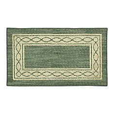 Sparrow Caster Gray/ Bone White 4 ft. x 6 ft. Indoor Area Rug