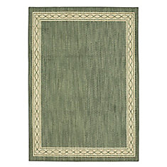 Sparrow Caster Gray/ Bone White 5 ft. x 7 ft. Indoor Area Rug