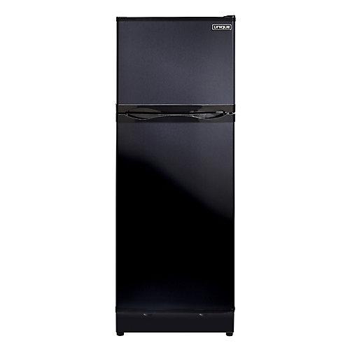 Réfrigérateur supérieur au propane de 9,7 pi3 équipé d'un dispositif d'alarme de CO avec arrêt de sécurité