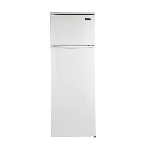 13 pi. Cu. 370L Réfrigérateur Solaire à congélateur supérieur compresseur Danfoss/Secop