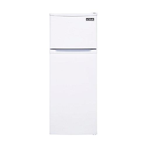 6.0 pi. Cu. 170L Réfrigérateur Solaire à congélateur supérieur compresseur Danfoss/Secop