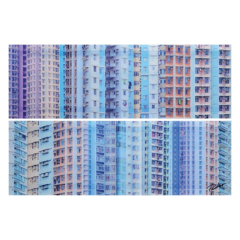 Renwil 12-inch x 35-inch Plexiglas Brennan Wall Art (2-Piece)