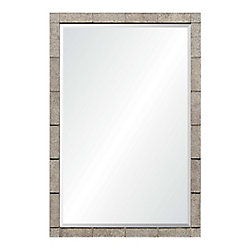 Renwil Adevon Traditional Framed Wall Mirror