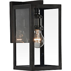 Renwil Strauss 1-Light 60W Graphite Bronze Sconce