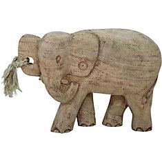Berton Decorative Sculpture in Natural