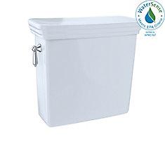 Eco Promenade E-Max 1.28 GPF Toilet Tank, Cotton White