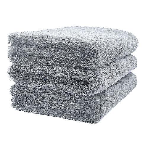 Plush Microfibre Cloth (3-Pack)