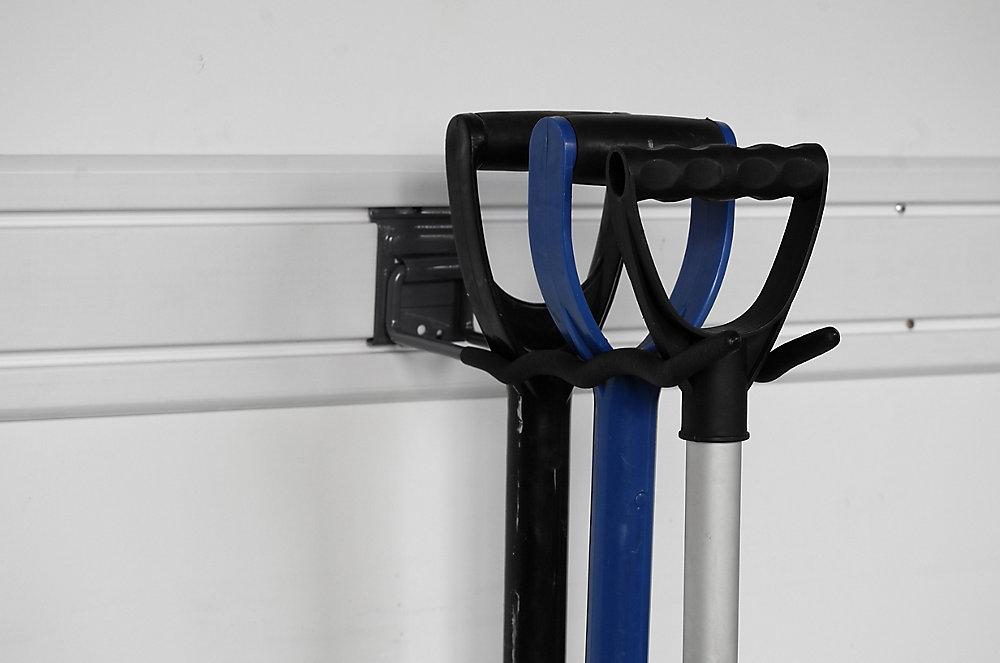 Long Double-Arm Tool Hanger