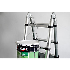 Solid Steel Paint Can Hooks (2-Piece)