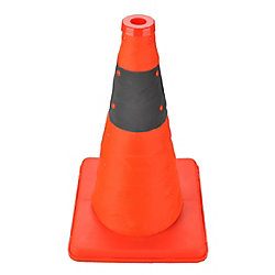 Fuller 16-Inch Collapsible Safety Cone