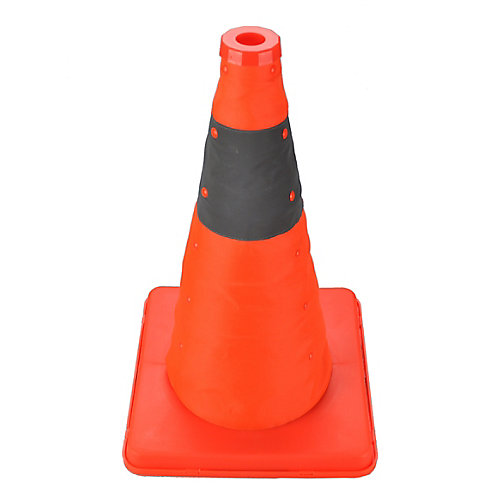 16-Inch Collapsible Safety Cone