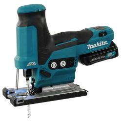 MAKITA 12V Max Cxt Brushless Jig Saw 1.5Ah Kit, Barrel Type