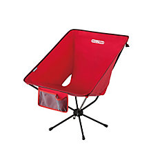 Oversize Patio Chair in Red