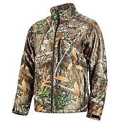 Milwaukee Tool Men's Large M12 12V Lithium-Ion Cordless Realtree Camo Heated Jacket (Jacket Only)
