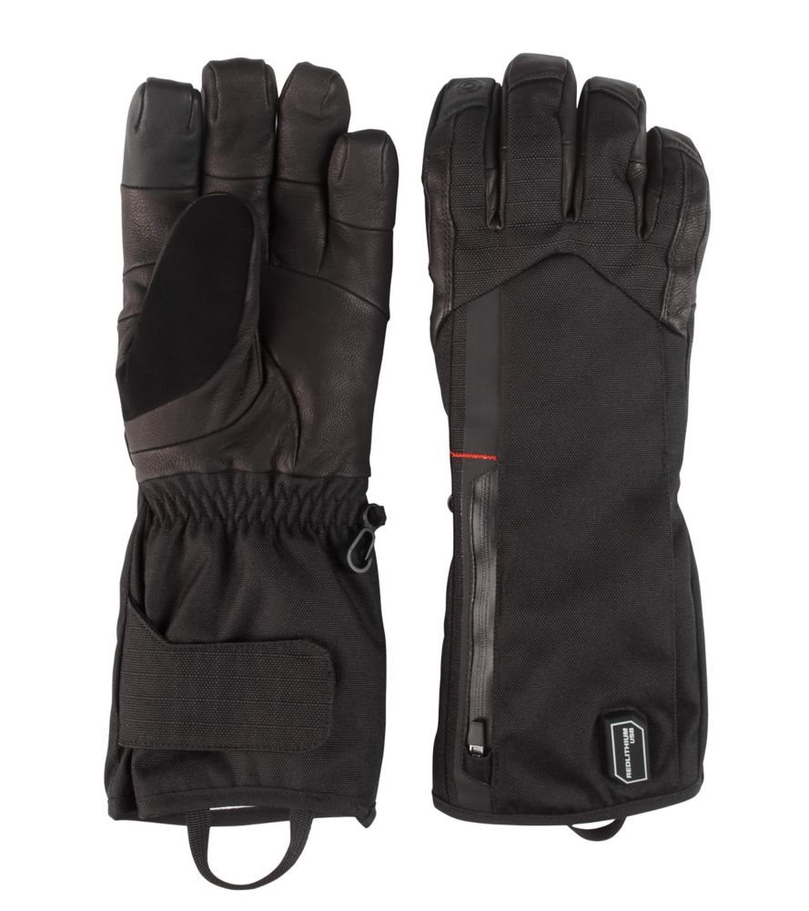 Milwaukee Tool Large Black Heated Gloves with Battery and Charger 561-21L