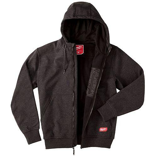Milwaukee Tool Men's 3X-Large Black NO DAYS OFF Hooded Sweatshirt
