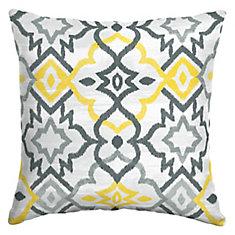 Keith Trellis Square Throw Pillow