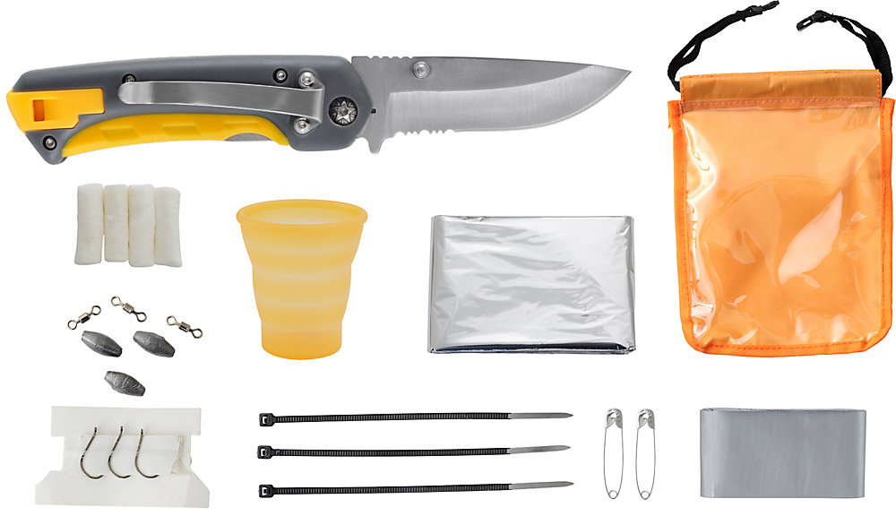 Pack Pal Folding Knife and Outdoor Essentials
