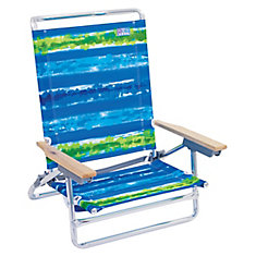 5 Pos. Sand Chair - Stripe