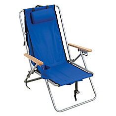 Stl. Backpack Chair - Blue