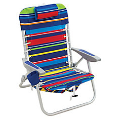 Alum Lace Up Backpack Chair - Multi