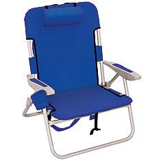 Big Guy Backpack Chair - Blue